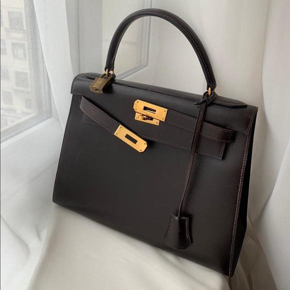 Hermes Handbags - SOLD.Hermès Kelly 28 Vintage GHW.FINAL PRICE❌
